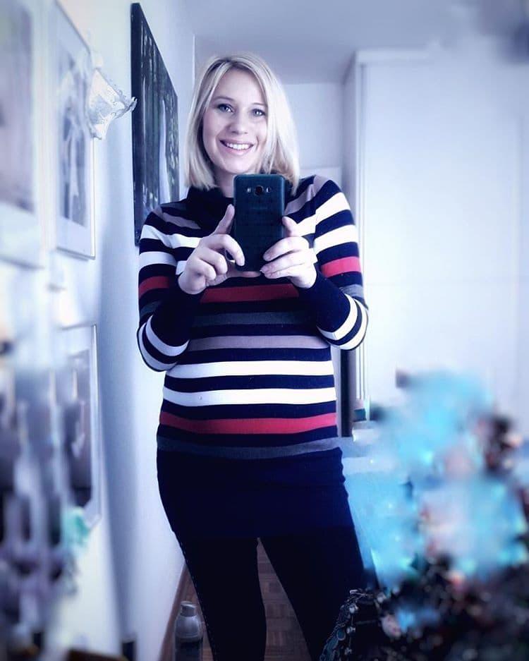 Voditeljka postala majka treći put (foto: Instagram.com/mare.veljkovic)