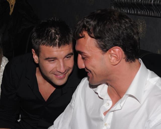 Ljuba i Vlada su nekada bili najbolji drugovi (foto: Facebook.com/pg/MrStefanBraunBelgrade)