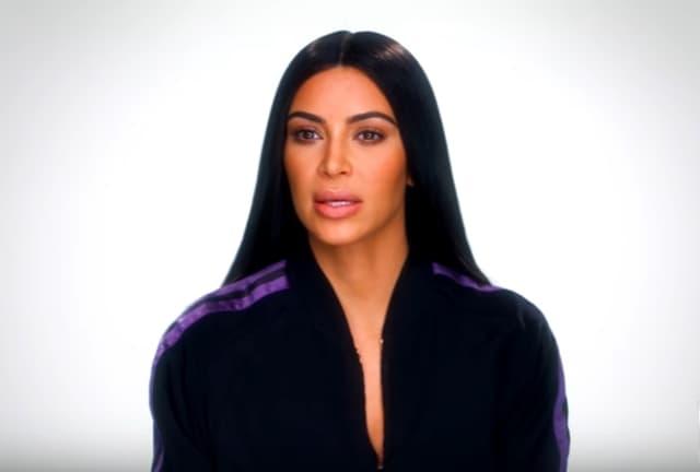 Kim prihvatila odgovornost zbog pljačke (foto: Screenshot)