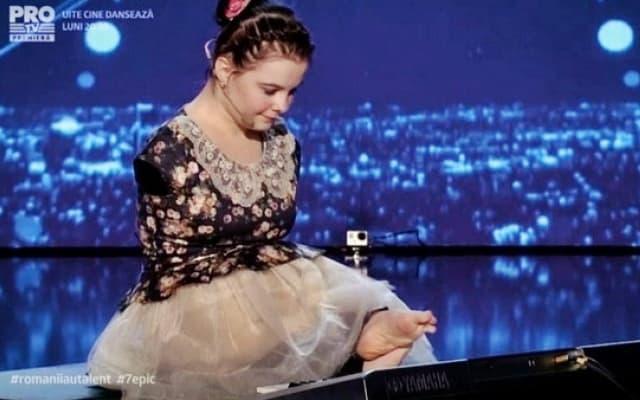 Pokazala neverovatan talenat (foto: Screenshot)