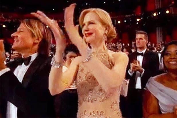 Nicole je svojim tapšanjem zabavila ceo svet (foto: Screenshot)