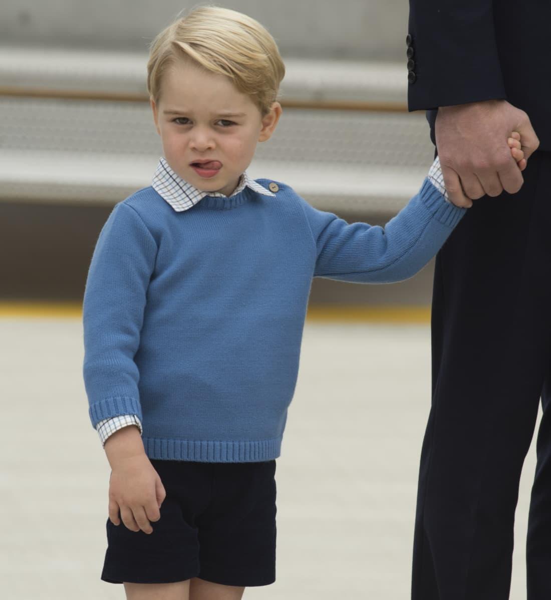 Princ uskoro polazi u prestižni vrtić (foto: Wenn)
