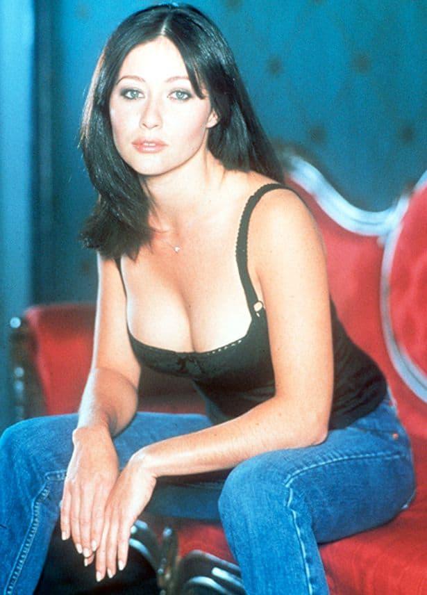 Shannen iz najboljih dana, onako kako je se sećamo iz serije 'Charmed' (foto: Channel 5)