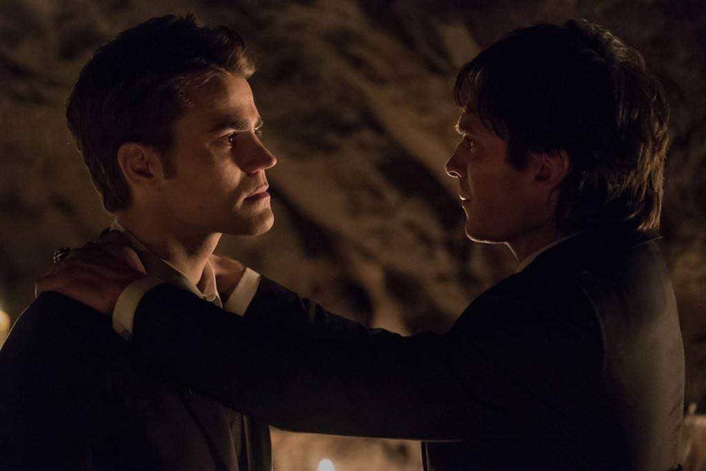 Poslednje zbogom braći Salvatore (foto: CW)