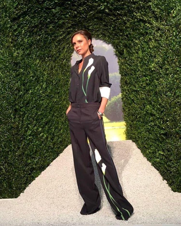 Victoria u odeći iz svoje 'jeftine' kolekcije (foto: Instagram/victoriabeckham)
