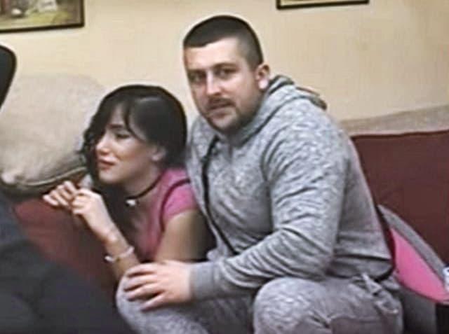 Aleksandra, navodno, za seks sa Mladenom dobila 3.500 evra (foto: Screenshot)