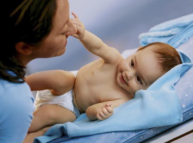 Zašto je iskustvo dodira veoma važno za vašu bebu? (foto: PR)