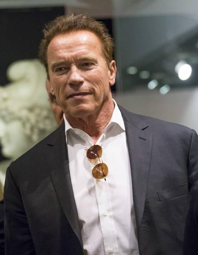 Arnold Schwarzenegger (foto: Wenn)