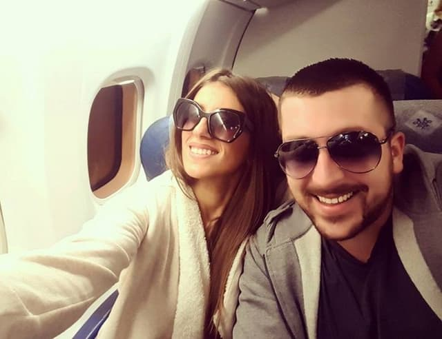 Mladen i Dalila sada su smrtni neprijatelji (foto: Instagram.com/dalila_morenno_official)
