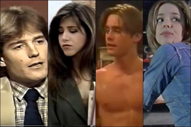 Danas su zvezde, a ovo su njihove prve uloge (foto: Screenshot)
