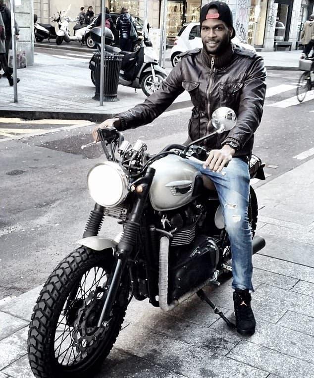Atletičar preminuo nakon motorciklističke nesreće (foto: Instagram/germainemason)