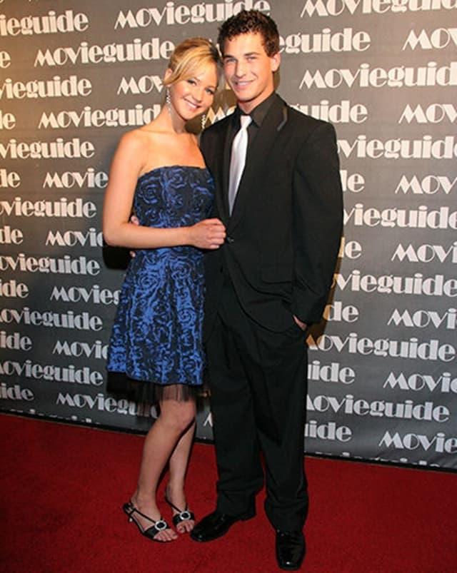 Sa Jennifer Lawrence na dodeli nagrada 2007. godine (foto: Wenn)