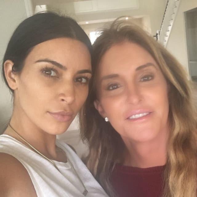 'Uvek ću je voleti. Bila je moj očuh toliko godina', kaže Kim (foto: Instagram/caitlynjenner)