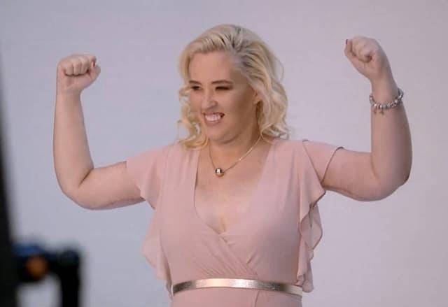Obećala je da se nikada neće vratiti na staru kilažu (foto: Screenshot)