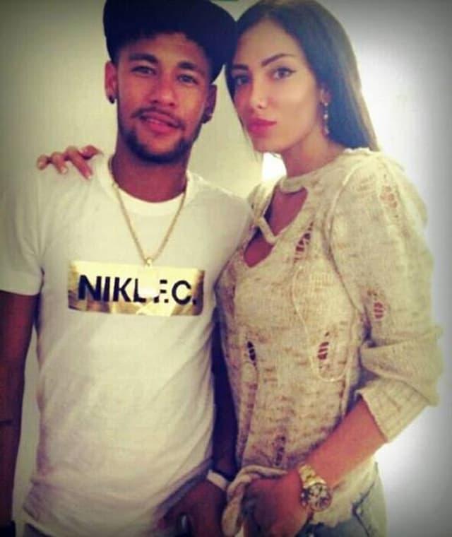 Sara i Neymar bili su veoma bliski pre par godina (foto: Instagram.com/sorajavucelic)
