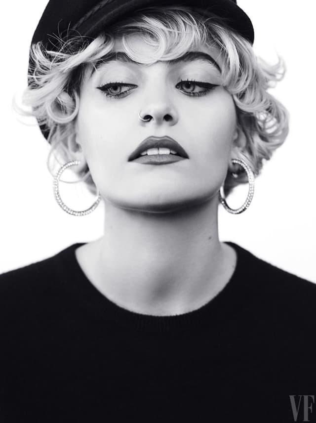 Madonnina dvojnica (foto: VanityFair)