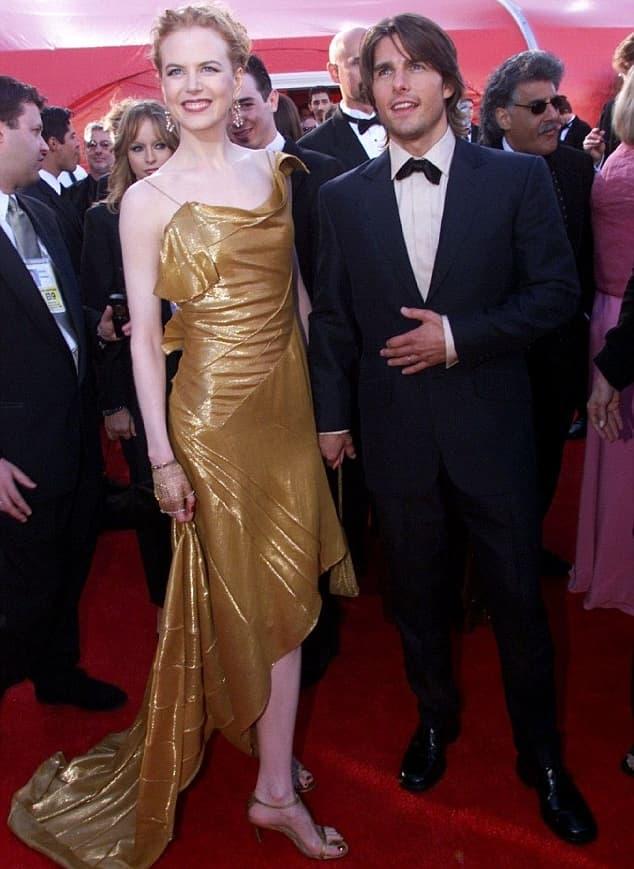 Nicole Kidman i Tom Cruise (foto: Wenn)