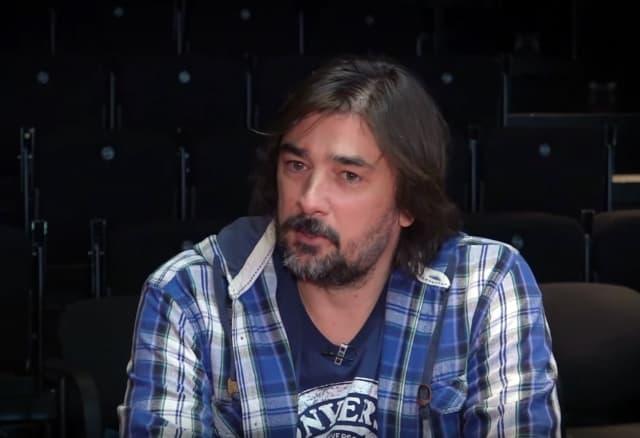 Vojin Ćetković danas (foto: Screenshott/ RTS TV lica, kao sav normalan svet - Zvanični kanal)