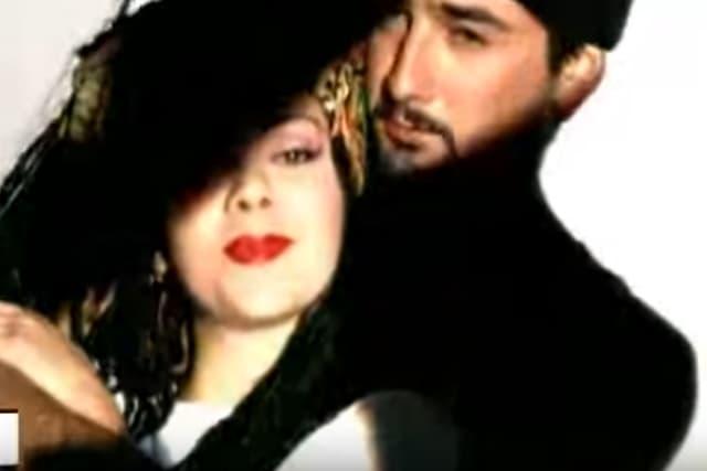 Vojin i Kristina u spotu (foto: Screenshot)