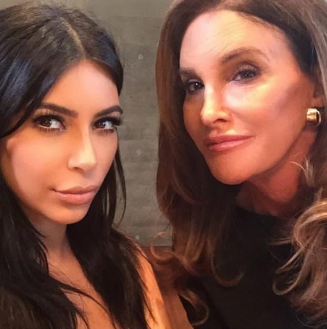 'Ja volim Kim, mislim da je sjajna osoba', kaže Cait (foto: Instagram/kimkardashian)