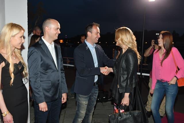 Slobodan Srećković, regionalni direktor marketinga Imleka i Ilija Šetka, generalni direktor Imleka (foto: PR)