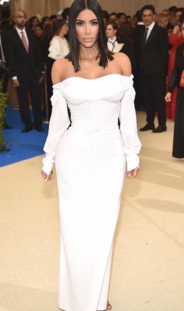 Kim je svoju sjajnu figuru pokazala nedavno na Met balu (foto: Instagram/kimkardashian)