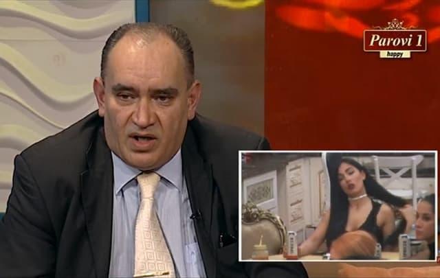 Advokat o ulasku Čabarkape u 'Parove' (foto: Screenshot)