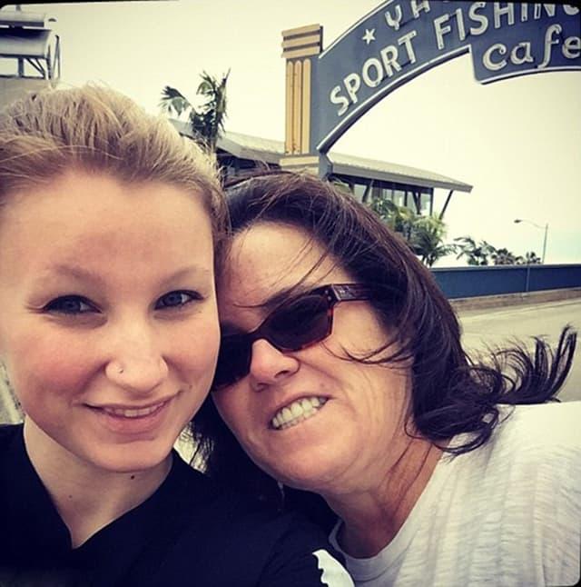 Chlsea je izjavila da je Rosie pretila da će je ubiti (foto: Instagram.com/rosie)