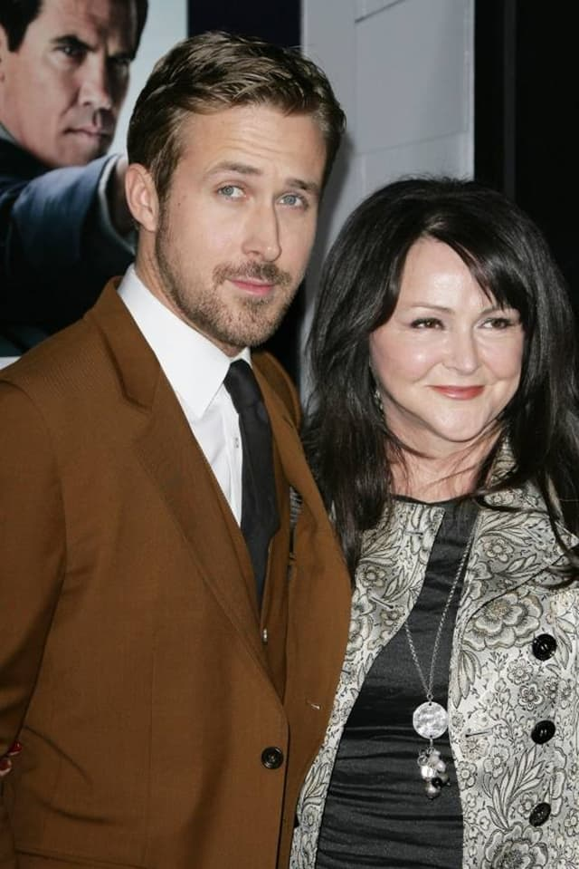 Ryan i Donna Gosling (foto: Wenn)