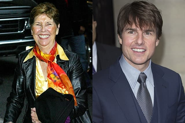 Majka Toma Cruisea, Mary Lee Pfeiffer, preminula je u februaru (foto: Wenn)