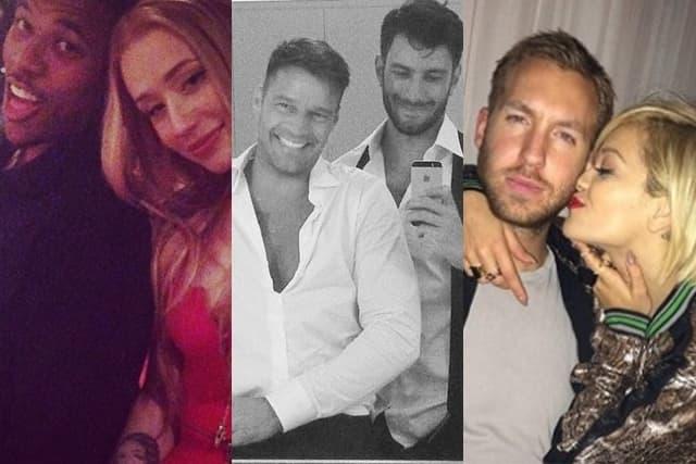 Oni su se upoznali na društvenim mrežama (foto: Instagram/iggyazalea/jwanyosef/ritaora)