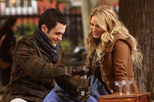 Parovi ponekad i nakon raskida nastave da glume zajedno (foto: CW)