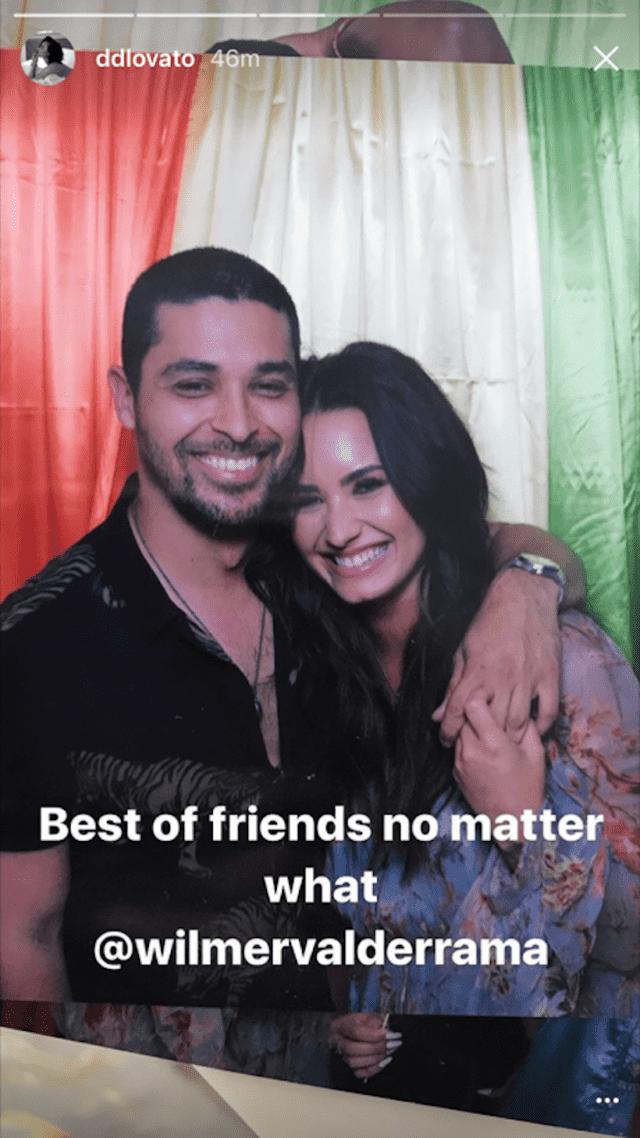 Najbolji prijatelji (foto: Instagram/ddlovato)