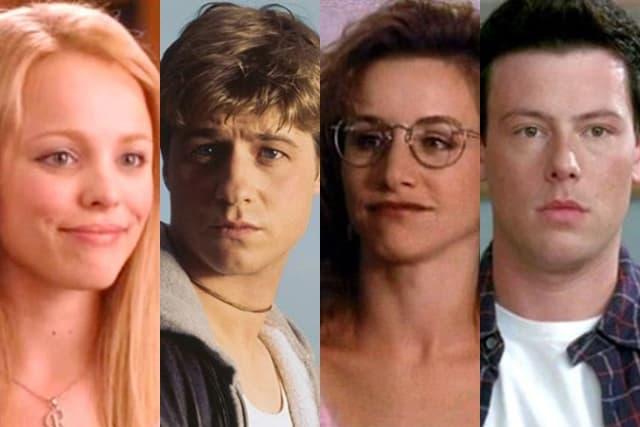 Bili su dosta stariji od likova koje su tumačili (foto: Fox/Paramount)