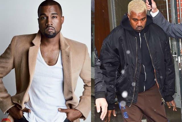 Kanye 2016 vs 2017 (Foto: Instagram)