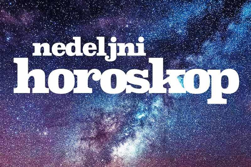 Pročitajte nedeljni horoskop od 30. septembra do 1. oktobra 2018. godine