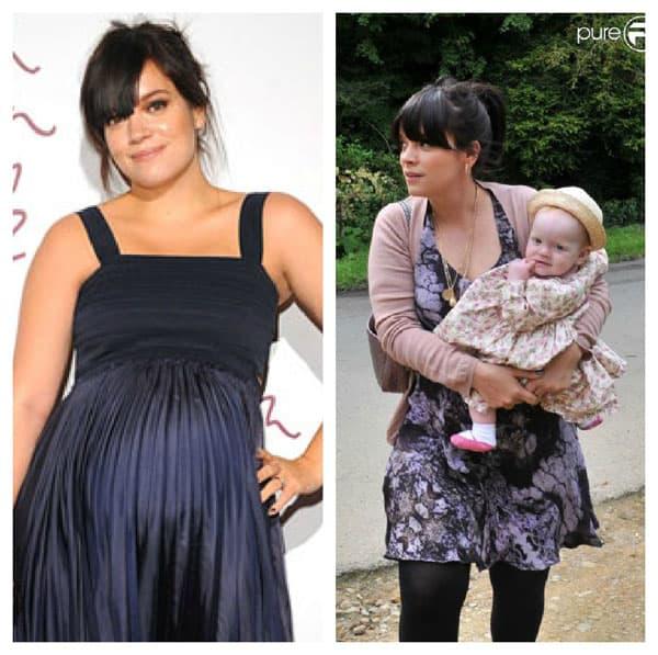 Marnie Rose Cooper, ćerka Lily Allen i Sam Cooper, rodila se u januaru