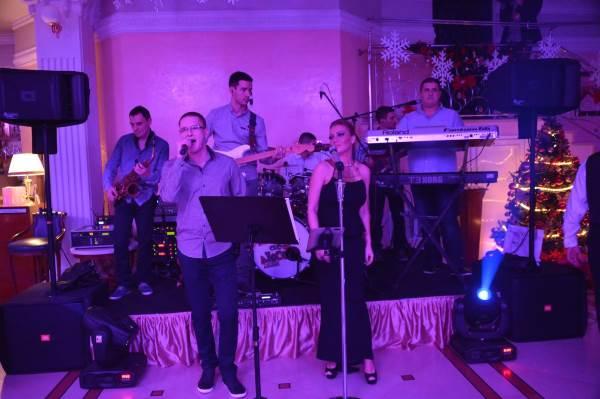 Ivana Selakov je nastupala i za Novu godinu u vili Jelena