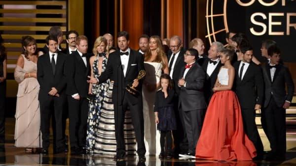 Velika, moderna porodica (foto: LA Times)