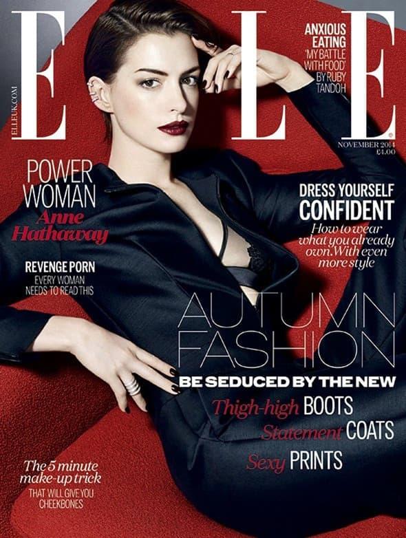 Krasi naslovnicu novembarskog Ellea (foto: Elle)