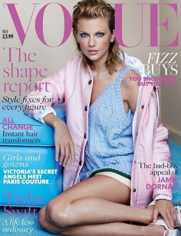 Izrasla u modnu ikonu (foto: Vogue)