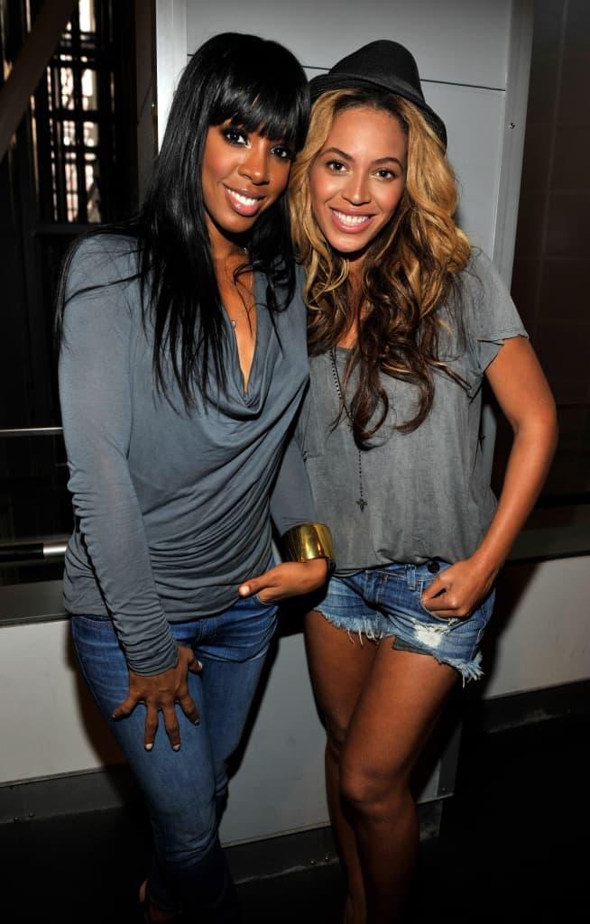 Beyonce je presrećna zbog Kelly. (foto: MTV)