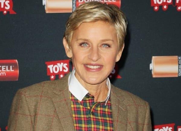 Ellen Degeneres ( foto: Suggest )