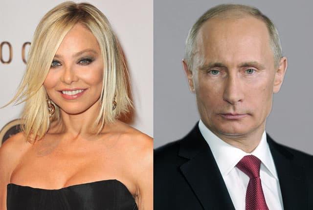 Preti joj zatvor zbog ruskog predsednika (foto: zimbio/bookhaven)