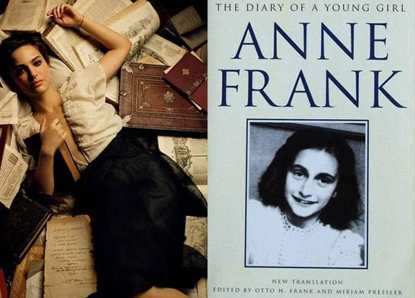 Natalie Portman - The Diary of a Young Girl, Anne Frank