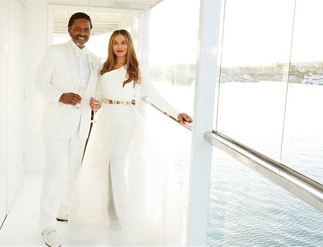 Tina i suprug Richard (foto: Hello!)