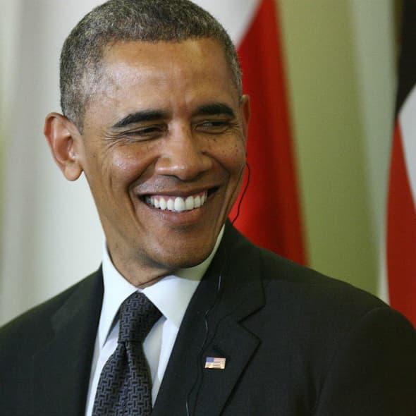 Nije uspela ni da se fotografiše s Obamom (foto: Wenn)