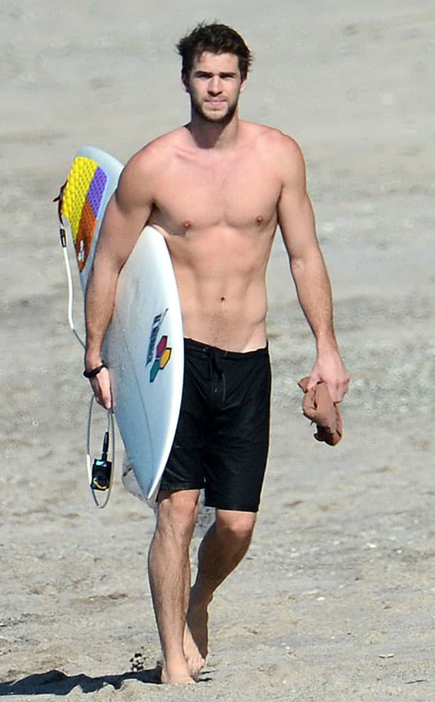 Liam Hemsworth (foto: INFphotos)