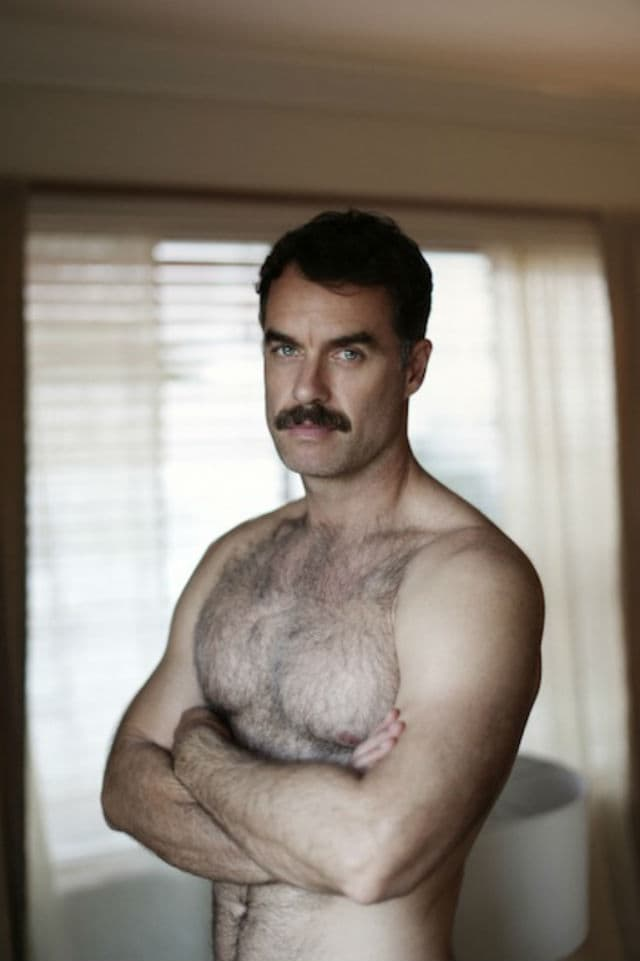 Murray Bartlett (foto: Luke Austin)