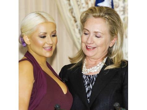 Za koga li će Xtina glasati 2016? (foto: Breitbart)
